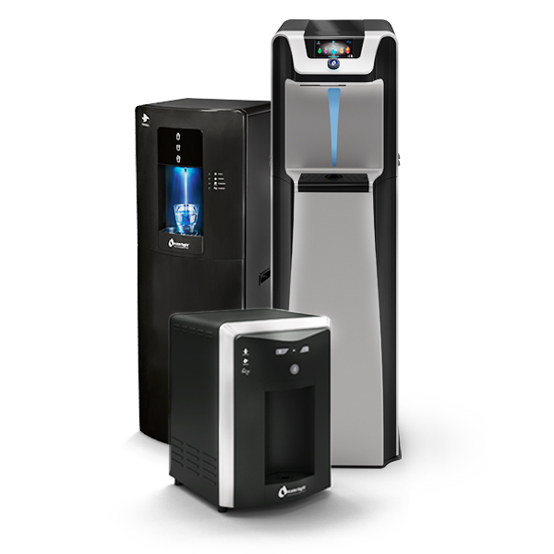 3 Waterlogic Water Coolers