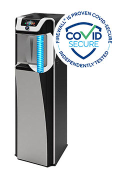 Covid secure water dispensers