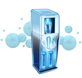 Waterlogic water cooler rental has 3 Steps to Better Water